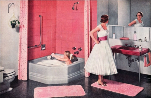 Hello Barbie! How about a hot pink sink? NOT!