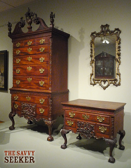 furniture at the philadelphia museum of art thesavvyseeker