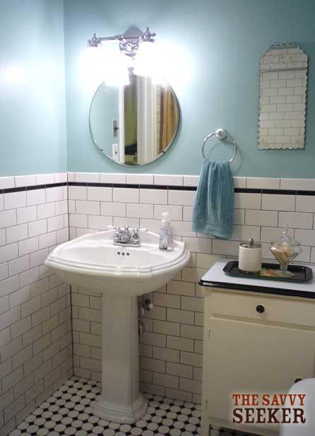 Charming Before U0026 After Bathroom Mirror Plus Giveaway