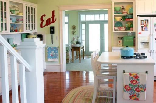 Vintage Kitchen Decor 07