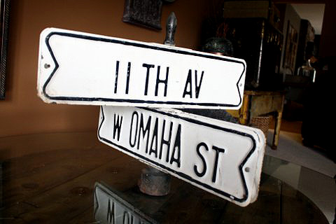 Farm fresh from Omaha...or Omaha Street!