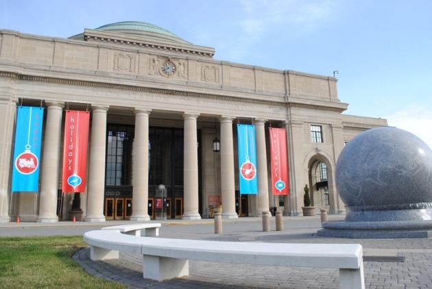 The Science Museum of Virginia, Richmond, VA (Photo from RVANews.com)