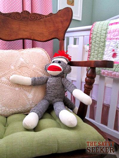 Who doesn't love a sock monkey?