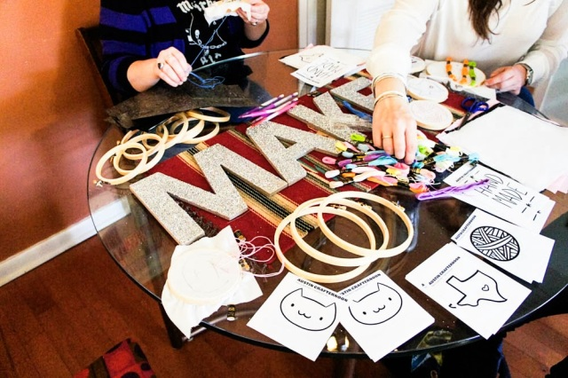 Crafternoon-Event-Photos-making